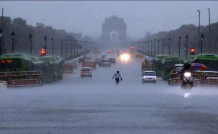 Thunderstorm rain likely in Delhi today Monsoon expected to reach in 48 hours