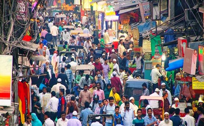 Traders associations of Delhi say, responsibility of the authorities to control the crowd in the markets