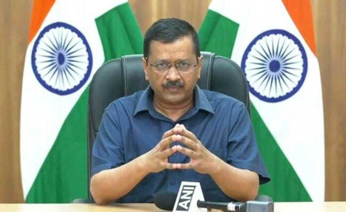 Union Minister thanks Arvind Kejriwal for correcting the mistake on the flag