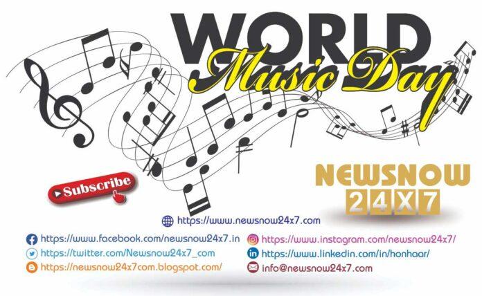 World Music Day 2021