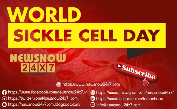 World Sickle Cell Day 2021