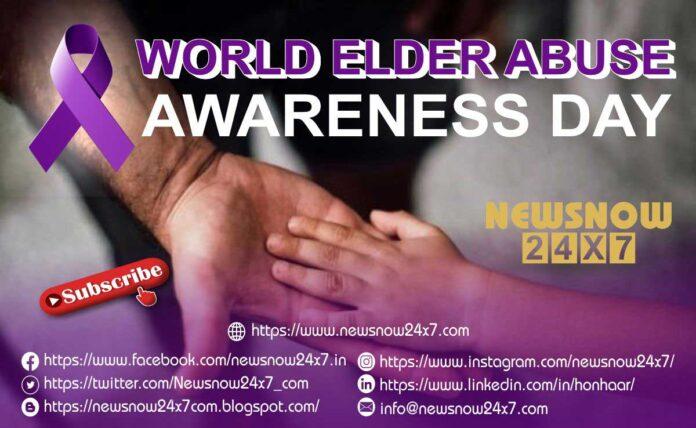 World Elder Abuse Awareness Day 2021