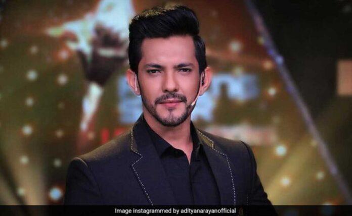 Aditya Narayan will not host TV shows after 2022