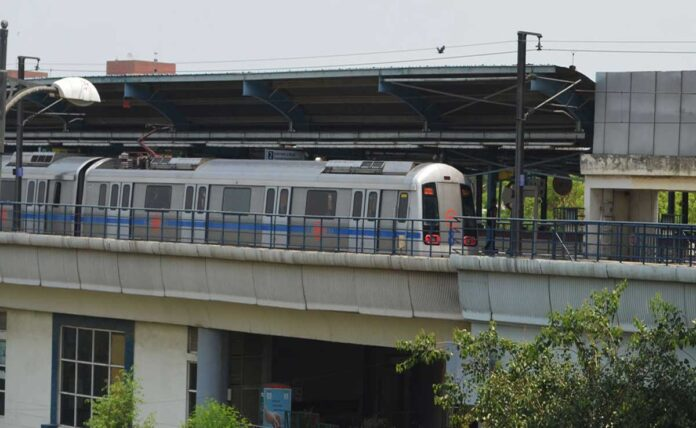 Delay in service due to technical fault in Blue Line section of Delhi Metro