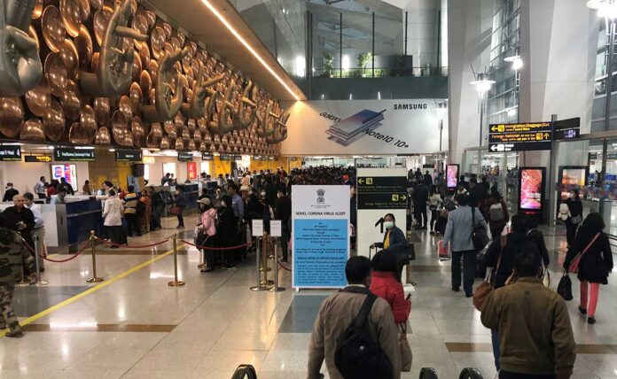 Heroin worth over Rs 600 crore seized at Delhi airport in last six months