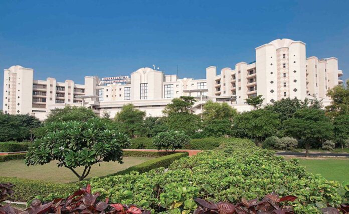 Delhi's Indraprastha Apollo Hospital started Sputnik V Jabs