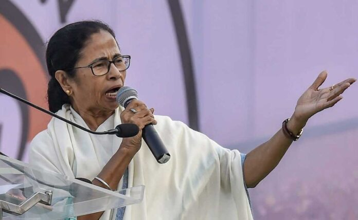 Mamata Banerjee reaches Delhi, for opposition unity before 2024 elections