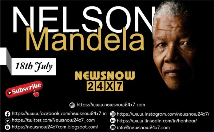 Nelson Mandela International Day 2021: Know this year's theme and about them