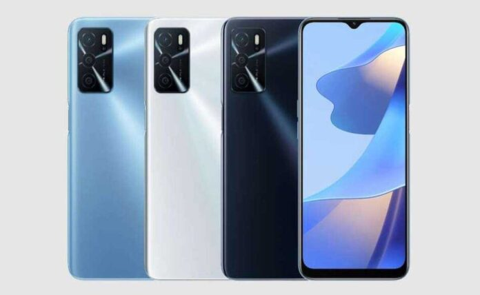 Oppo A16 with MediaTek Helio G35 SoC Launched