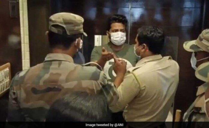 Team Prashant Kishor: Not allowed to exit hotel in Tripura