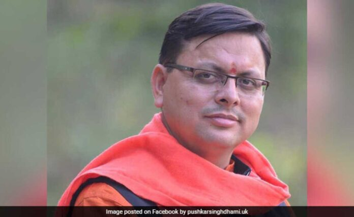 Pushkar Singh Dhami becomes the new Chief Minister of Uttarakhand