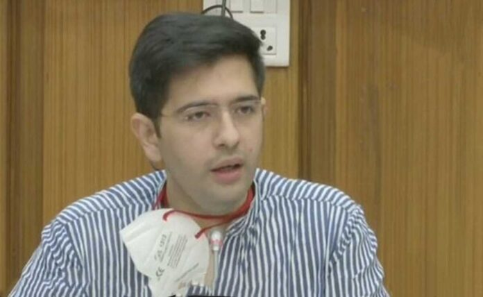 AAP will fight 2022 Punjab Assembly elections on its own: Raghav Chadha