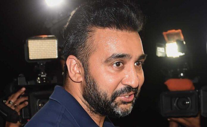 14 days judicial custody to Raj Kundra in porn movies case