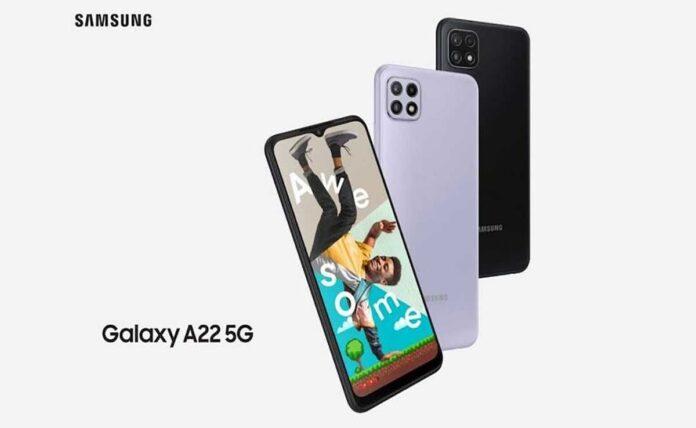 Samsung Galaxy A22 5G India launch still mysterious
