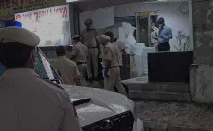 Two killed in firing in North Delhi