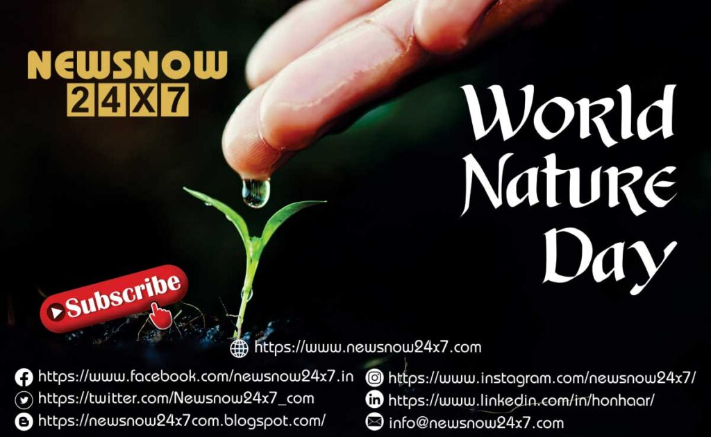 World Nature Conservation Day 2021
