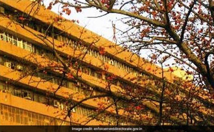 over alleged mass conversion, Enforcement Directorate raids in Delhi, UP