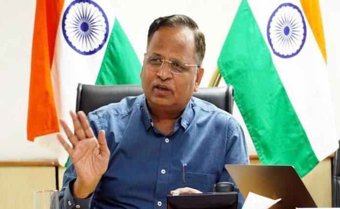 Expansion of Delhi's Cashless Surgery Scheme for Black Fungus patients Satyendar jain