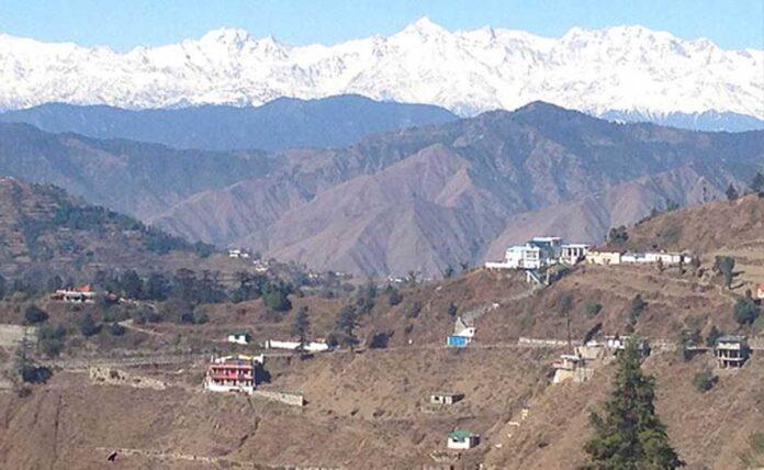 23 year old woman missing after landslide in Uttarakhand village