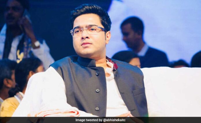 Abhishek Banerjee faced protest from BJP in Tripura