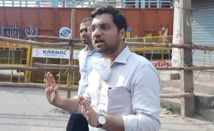 Action will be taken against SDM Ayush Sinha