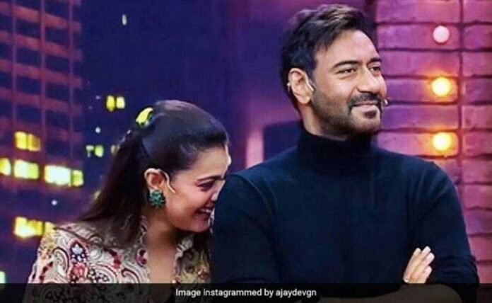Ajay Devgn on Kajol's Birthday Will try to make it as special as you