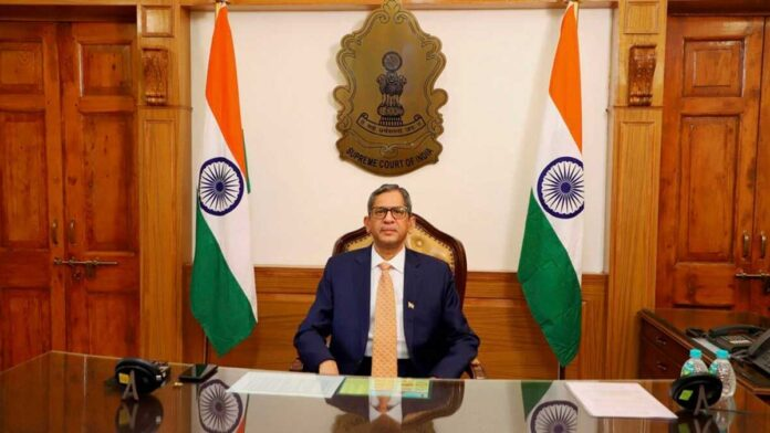 CJI Said Police stations are the biggest threat to human rights