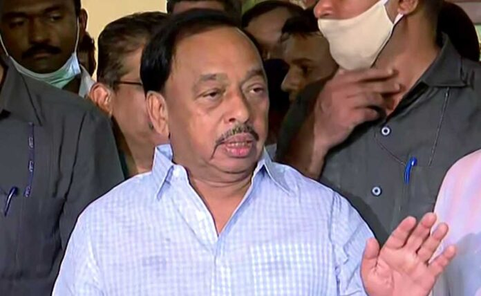 Cabinet minister Narayan Rane arrested: Record of 20 years