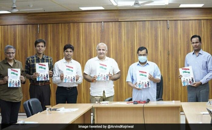 Deshbhakti course in Delhi government schools from September 27