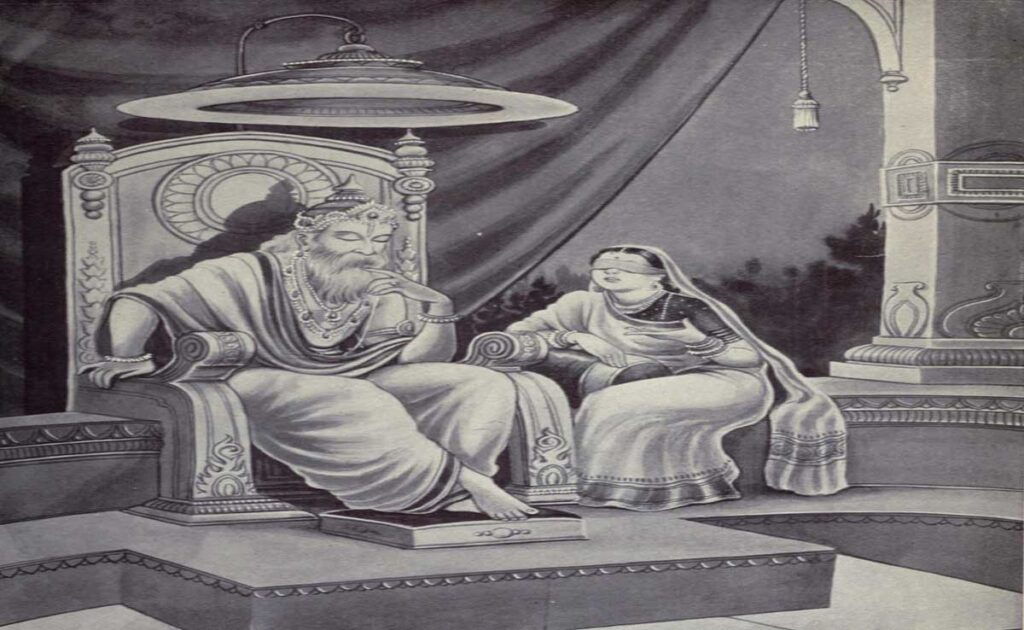 Lord Krishna Relations with Afghanistan 'Gandhara'