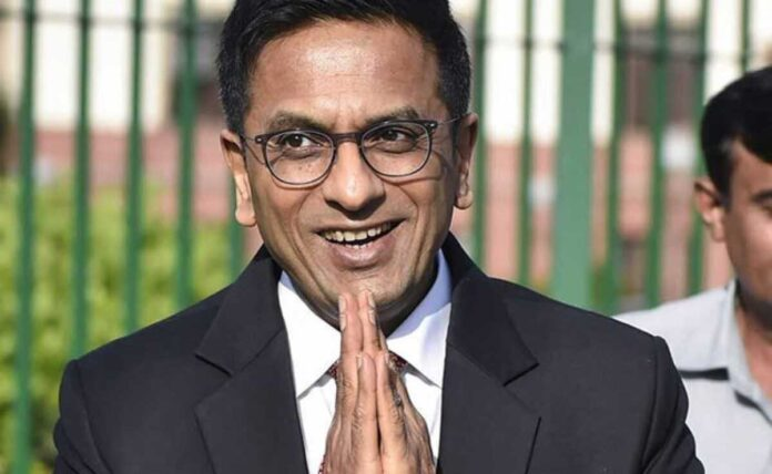 Justice DY Chandrachud: