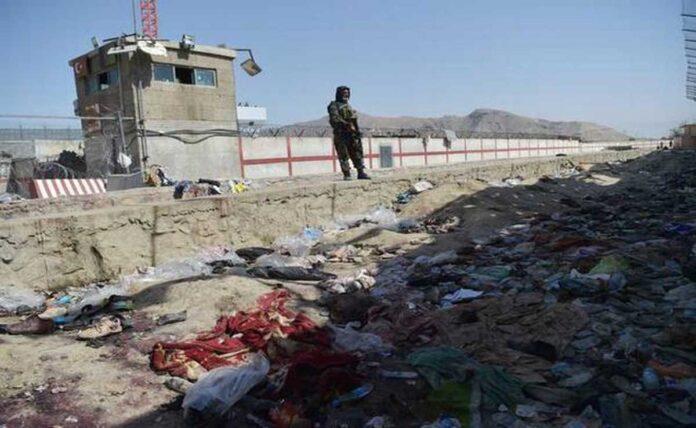 US drone targeted IS base in Afghanistan: Pentagon