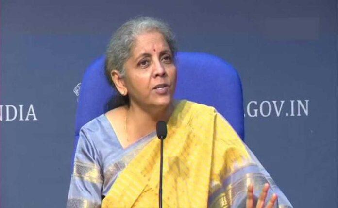 Nirmala Sitharaman Still Paying For UPA's Oil Bonds