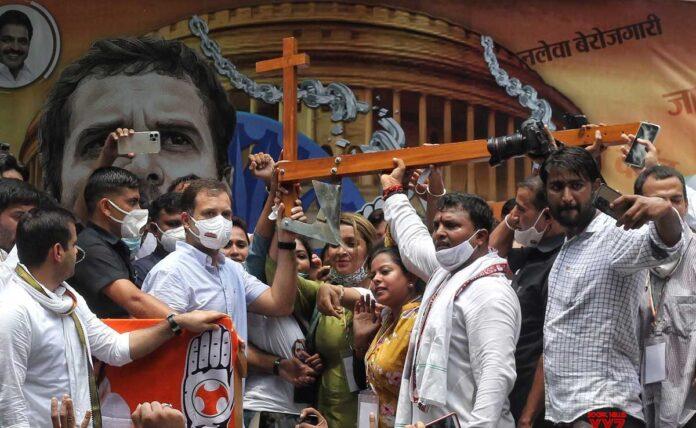 PM Modi suppressing the truth: Rahul Gandhi