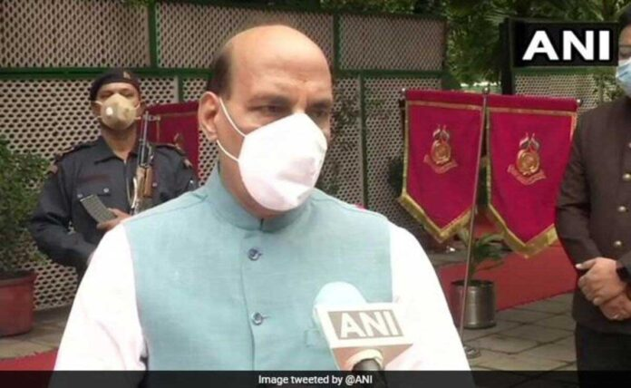 Rajnath Singh: India's national security challenges are becoming