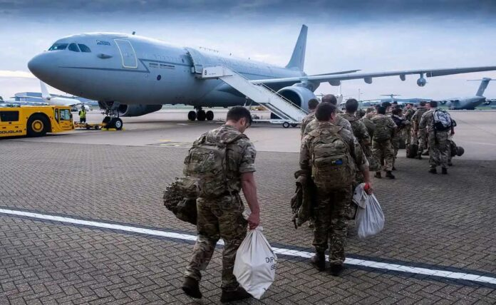 Rockets fired at Kabul Airport, intercepted by defence system