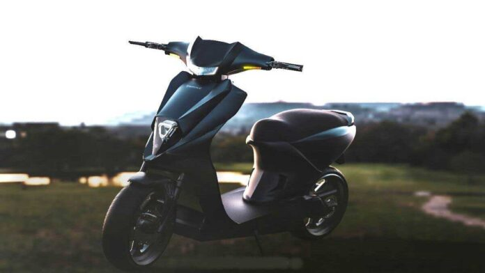 electric scooter Simple One pre-orders to start from 15 August
