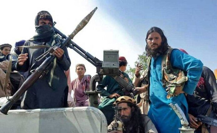Taliban enter Kabul, spread from all sides