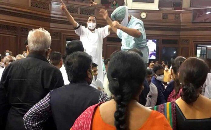 "Venkaiah Naidu ON Parliament anarchy ""Sleepless Night"""