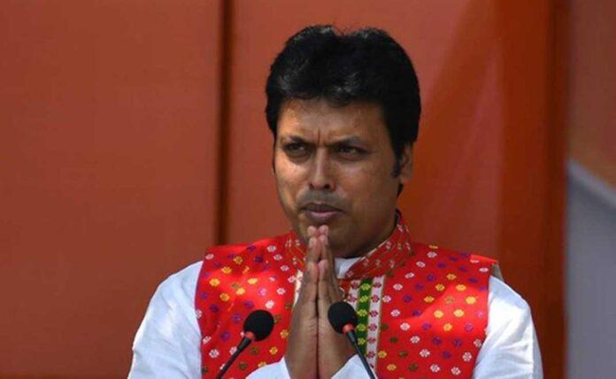Tripura Chief Minister BiplabDeb narrowly escaped, 3 arrested:
