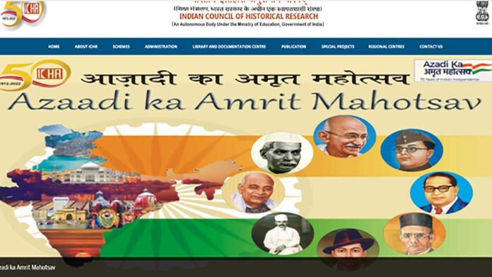 Congress leaders criticised for 'abandoning' Nehru's role in independence on ICHR website