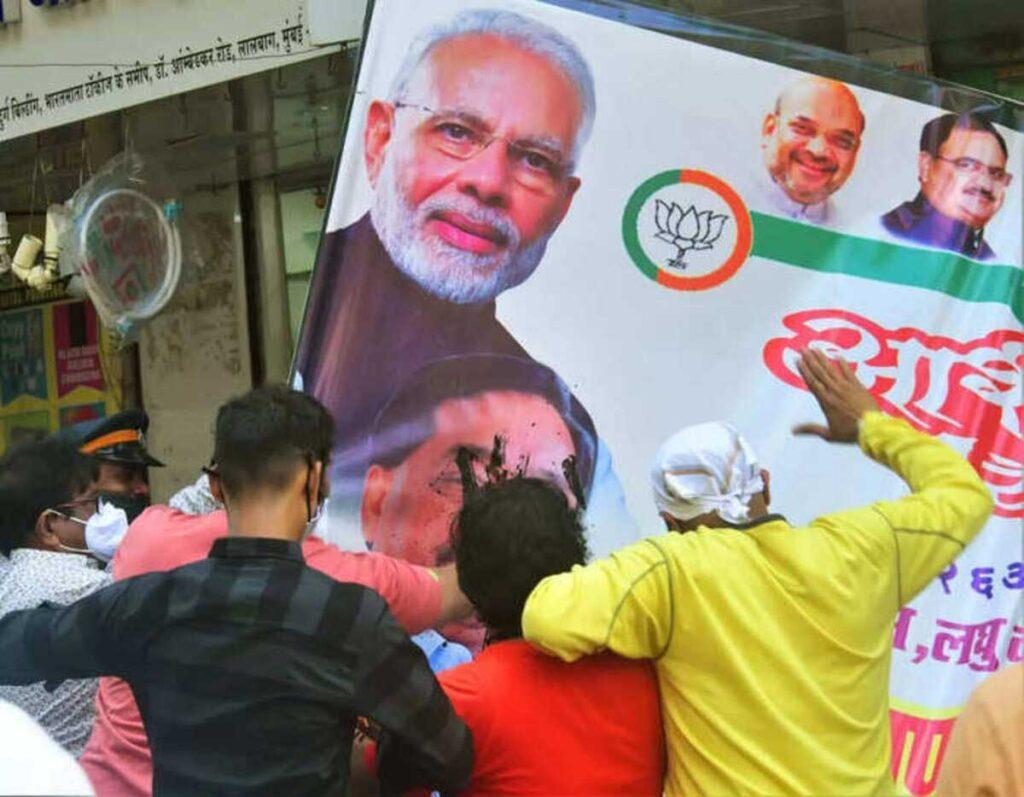 Cabinet Minister Narayan Rane Arrest live updates