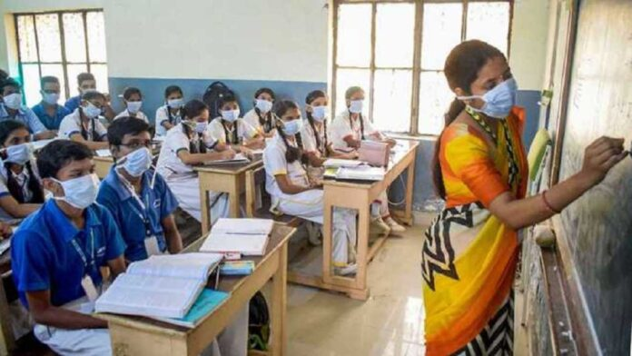 Tamil Nadu Schools to reopen for class 9+ from 1 sep