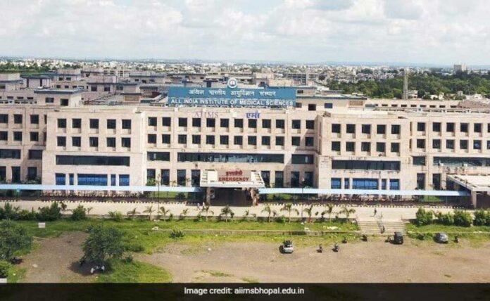 AIIMS Bhopal Deputy Director arrested taking bribe of Rs 1 lakh: CBI