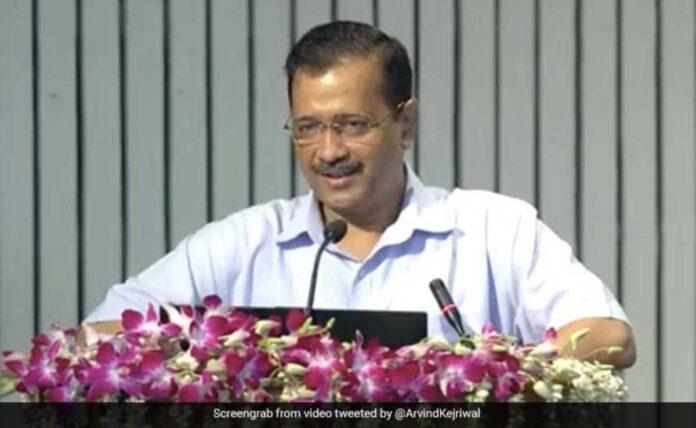 Arvind Kejriwal launches Dekho Hamari Delhi app