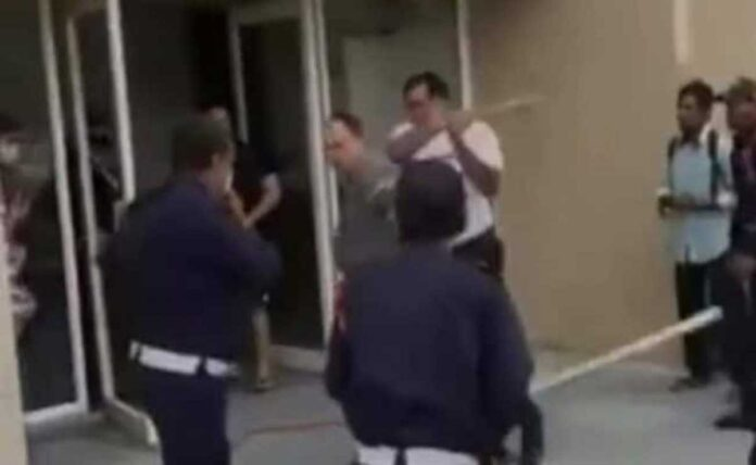 In Noida Guards attack resident over security complaint