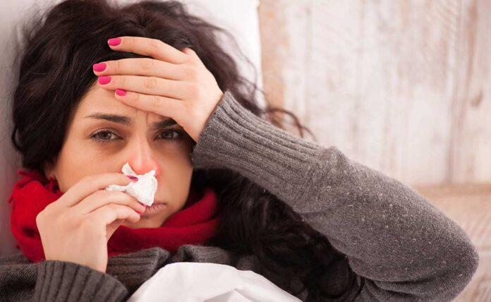 Influenza symptoms: causes and treatment