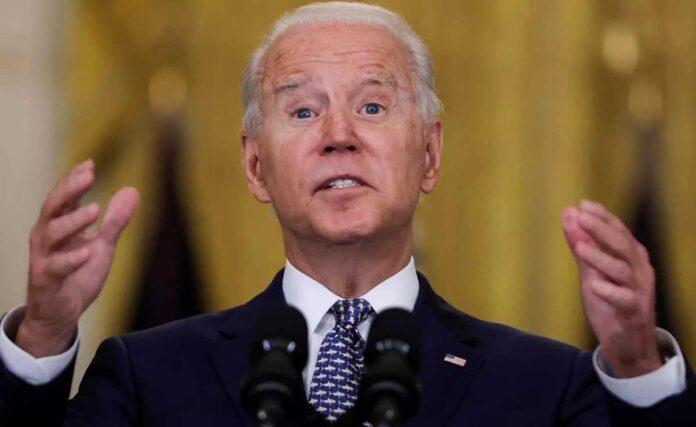 Joe Biden defends US exit from Afghanistan