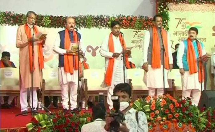 New cabinet in Gujarat, Bhupendra Patel will hold first meeting today