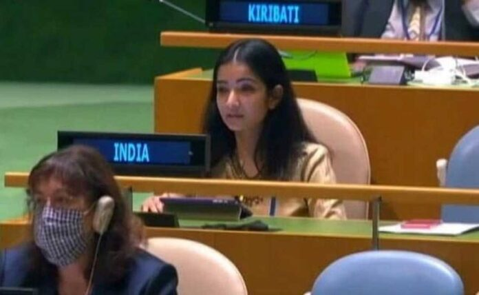 Pakistan openly supports terrorists: India to UN
